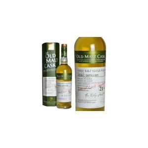 ハンターレイン ザ・オールド・モルト・カスク アードベッグ 1992年 21年もの 700ml 49.6% 箱入り (シングルモルトスコッチウイスキー)|wineuki