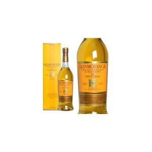 グレンモーレンジ ザ・オリジナル 10年 700ml 40% 箱入り (シングルモルトスコッチウイスキー)|wineuki