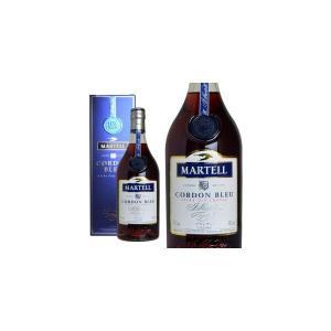 マーテル コルドンブルー エクストラオールドコニャック 40% 700ml 箱入り キリンビール輸入正規品|wineuki