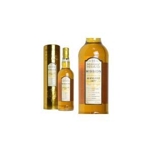 マーレイ・マクダヴィット ミッション・ゴールド グレンリベット 1977 33年熟成 47.7% 700ml 箱入り (シングルモルトスコッチウイスキー)|wineuki
