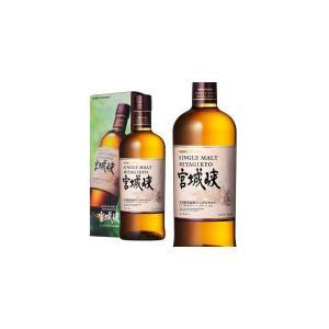 ニッカウヰスキー シングルモルト 宮城峡 45% 700ml 箱入り 正規品 (シングルモルトウイスキー)