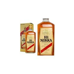 ハイニッカ 39% 720ml ニッカウヰスキー 箱入り 正規品 (ブレンデッドウイスキー)