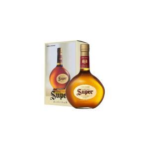 スーパーニッカ 43% 700ml 箱入り 正規代理店品 (ブレンデッドウイスキー)