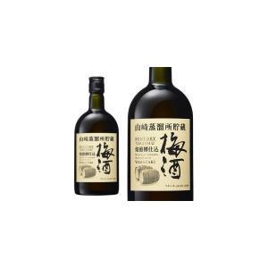 サントリー 山崎蒸留所貯蔵 焙煎樽仕込梅酒 14% 660ml|wineuki