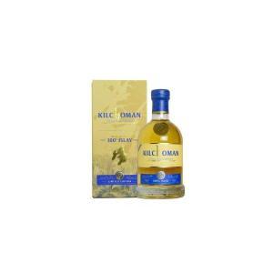 キルホーマン 100%アイラ 6thリリース 50% 700ml 箱入り 正規 (スコッチウイスキー)|wineuki