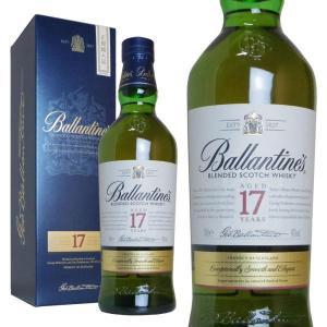 バランタイン 17年 40% 700ml 箱入り 正規 (ブレンデッドスコッチウイスキー)|wineuki