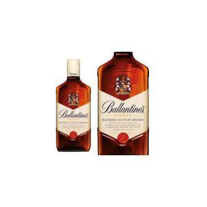 大人気ブレンデッドスコッチウイスキー、バランタインファイネスト!卓越したブレンド技術から生み出された...