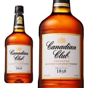 カナディアンクラブ 40% キングサイズ 1750ml ペット 正規 (プレミアム カナディアン ブレンデッドウイスキー)|wineuki