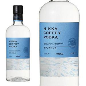 ニッカ カフェウォッカ 40% 700ml 正規|wineuki