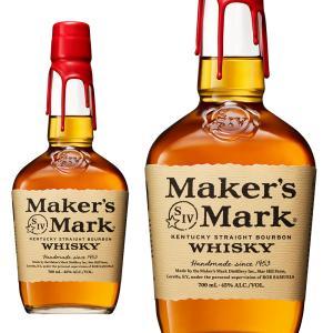 あすつく メーカーズマーク レッドトップ 45% 700ml 正規輸入代理店品 (バーボン ウイスキー) 送料無料|wineuki