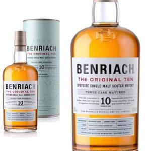 ベンリアック 10年 43% 700ml 箱入り 正規 (シングルモルト スコッチ ウイスキー)|wineuki