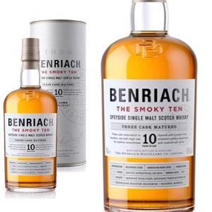 ベンリアック キュオリアシタス 10年 46% 700ml 箱入り 正規 (シングルモルト スコッチ ウイスキー)|wineuki