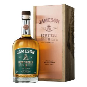 ジェムソン ボウ・ストリート 18年 カスクストレングス 55% 700ml 木箱入り 正規 (アイリッシュ ウイスキー) 送料無料|wineuki