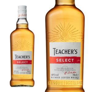ティーチャーズ セレクト 40% 700ml 正規 (スコットランド ブレンデッドウイスキー)|wineuki