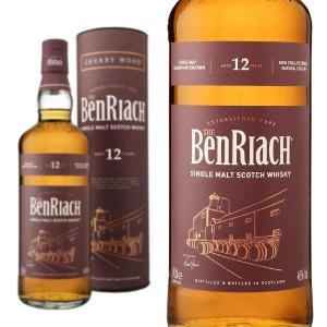 ベンリアック 12年 シェリーウッド 46% 700ml 箱入り 正規 (シングルモルト スコッチ ウイスキー)|wineuki