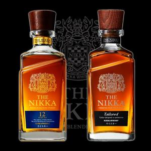 ザ・ニッカ 12年 700ml & ザ・ニッカ 700ml プレミアム ブレンデッド ジャパニーズ ウイスキー飲み比べ2本セット 正規|wineuki