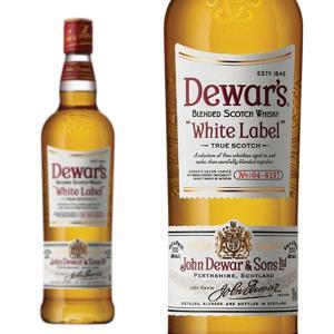 デュワーズ ホワイトラベル 40% 700ml 正規 (ブレンデッド スコッチ ウイスキー)