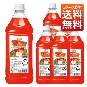 果実の酒 ベジサワー キャロット&アップル 18% PET 1800ml ×6本 ニッカウヰスキー (リキュール) 送料無料|wineuki