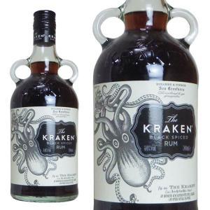 クラーケン  ブラック  スパイスド  ラム  40%  700ml  正規  (イギリス  ラム酒...
