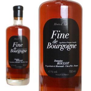 フィーヌ・ド・ブルゴーニュ オル・ダージュ ドメーヌ・ルーロ 43% 700ml (フランス ブランデー)|wineuki
