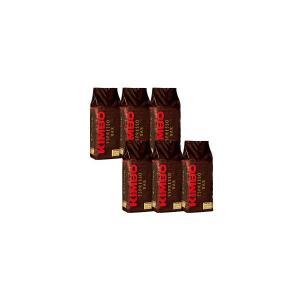 キンボ エスプレッソ豆 エクストラクリーム 1kg×6袋 (コーヒー豆) ※他の商品と同梱不可 wineuki