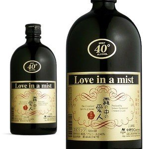 霧の中の愛人 40% 720ml 中野BC (うめスピリッツ)|wineuki