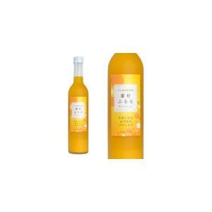 蜜柑ふるる 万上にごり温州みかん酒 500ml|wineuki
