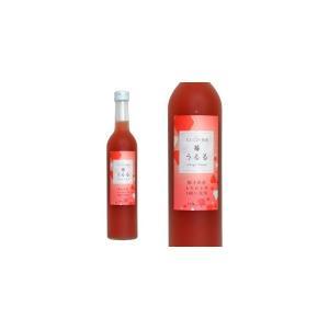 苺うるる 万上にごり苺酒 栃木県産とちおとめ100%使用 10% 500ml wineuki