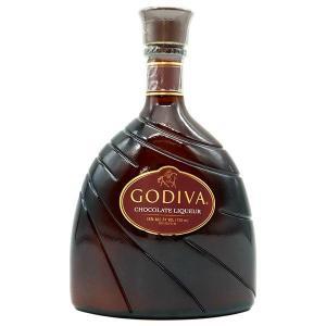 ゴディバ チョコレート リキュール 15% 750ml 箱入り wineuki