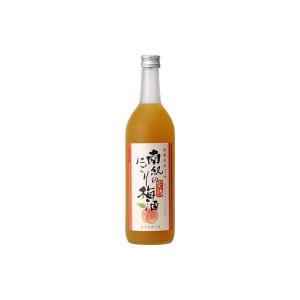 和歌のめぐみ 南紀の完熟にごり梅酒 720ml 世界一統 (リキュール)|wineuki