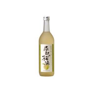 和歌のめぐみ 南部の梅酒 720ml 世界一統 (リキュール)|wineuki