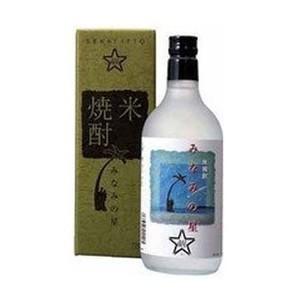 米焼酎 みなみの星 25% 720ml 株式会社世界一統 wineuki