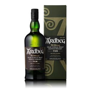 アードベッグ 10年 700ml 46% 箱入り 正規輸入代理店品 (シングルモルトスコッチウイスキー)|wineuki