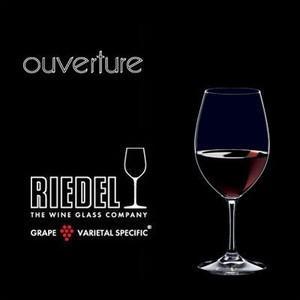 リーデル オヴァチュア レッドワイン 6408/00 (2脚入リ 箱入り) (ワイングラス)