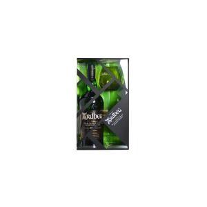 アードベッグ 10年 オリジナルロックグラスセット カモフラージュ 700ml 46% (シングルモルトスコッチウイスキー)|wineuki