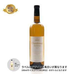 日本ワイン カーブドッチ(新潟)/シャルドネ ノンバリック (白)MINIVINサイズ 100ml|wineworksaoyama