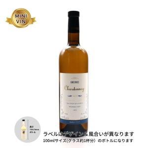 日本ワイン カーブドッチ(新潟)/シャルドネ 樽熟成 (白)MINIVINサイズ 100ml|wineworksaoyama
