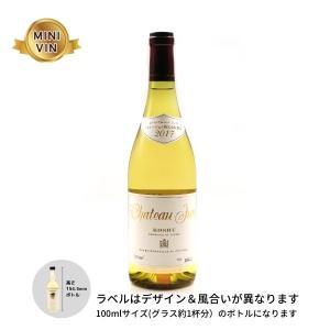 日本ワイン シャトー・ジュン(山梨)/甲州 樽熟成(白)MINIVINサイズ 100ml|wineworksaoyama