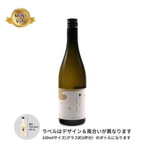 日本ワイン ドメーヌ・ショオ(新潟)/Let me show you (白) MINIVINサイズ 100ml|wineworksaoyama