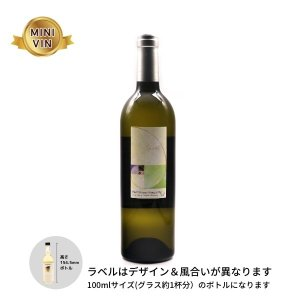 日本ワイン ビーズニーズヴィンヤーズ(茨城)/Spiral (白) MINIVINサイズ 100ml|wineworksaoyama