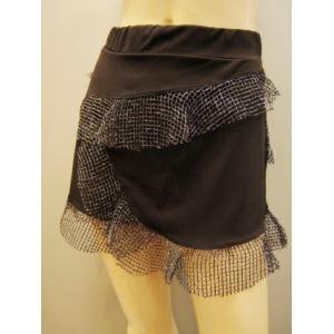 ジャズパンツ 社交ダンス ストレッチパンツ 衣装 オーバースカート パニエ ダンスウェア|wing12