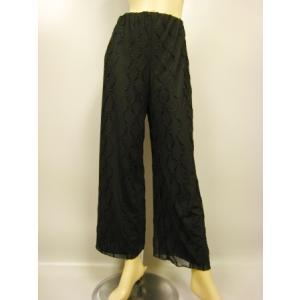 ジャズパンツ 社交ダンス ストレッチパンツ 衣装 オーバースカート パニエ ダンスウェア  黒C|wing12