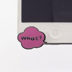 iPhone5(アイフォン5)対応のフック型イヤホンジャックアクセサリー♪   iDress WHAT? iDP5-JJ10   スマホ、アイホンにぴったり♪|winglide