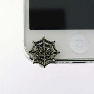 iPhone5(アイフォン5)対応のフック型イヤホンジャックアクセサリー♪   iDress スパイダー iDP5-JJ13   スマホ、アイホンにぴったり♪|winglide