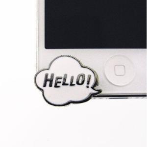 iPhone5(アイフォン5)対応のフック型イヤホンジャックアクセサリー♪   iDress HELLO! iDP5-JJ9   スマホ、アイホンにぴったり♪|winglide
