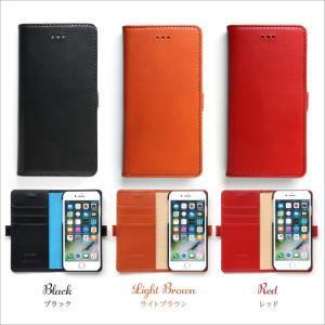 iPhone8 iPhone7 ケース 手帳 iPhone6s 手帳型ケース 本革レザー|winglide|03