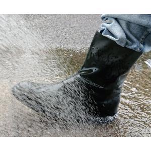 【送料無料】ブーツカバー 靴に被せるだけで完全防水! ゴム製 伸びが良く丈夫 スニーカーにも対応 SC-001 シューズカバー ワイルドウィング WILDWING|winglove-wildwing