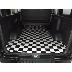 ハイエース/レジアスエース 200系標準ボディースーパーGL用 ベッドキット下部荷室フロアマット ロ...