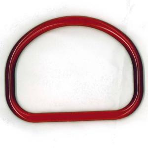カラー プラハンドリング D型 外径13.5cm×10.5cm 【2本一組】【6色展開】の写真