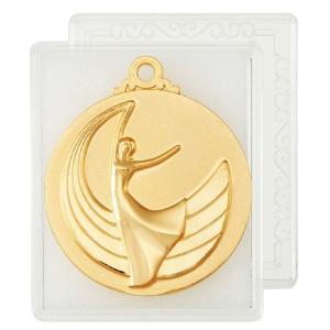 メダル/直径:4cm/プラケース/首かけリボン無し(SM40B/A-1)